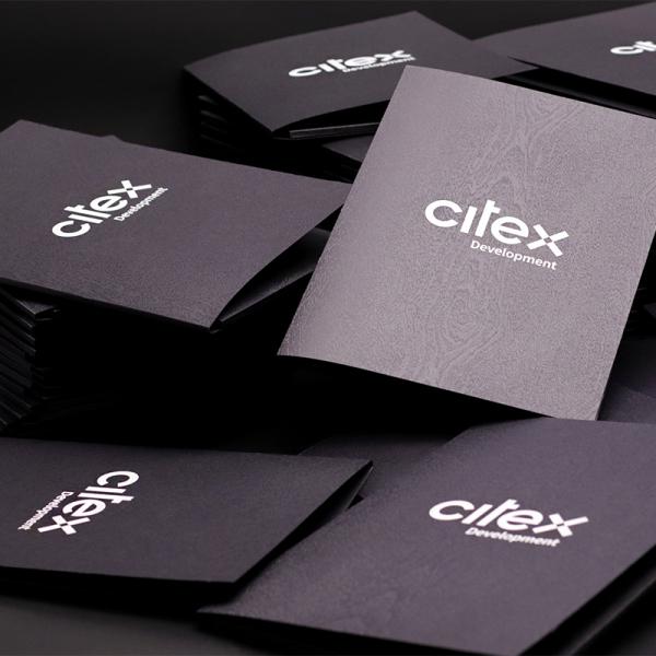 Бизнес полиграфия Citex