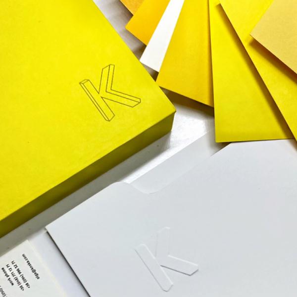 Бизнес полиграфия для KNSK