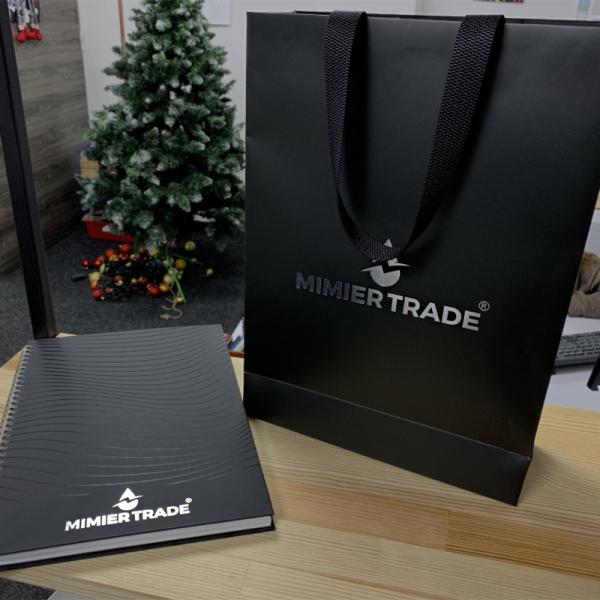 Бизнес полиграфия для Mimier trade